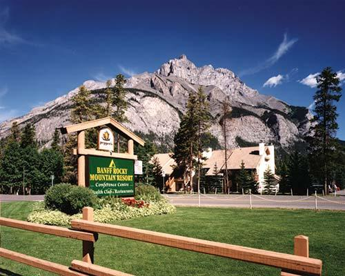 Interval International Resort Directory Banff Rocky
